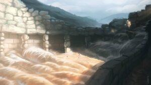 A limpeza dos estábulos do rei Áugias